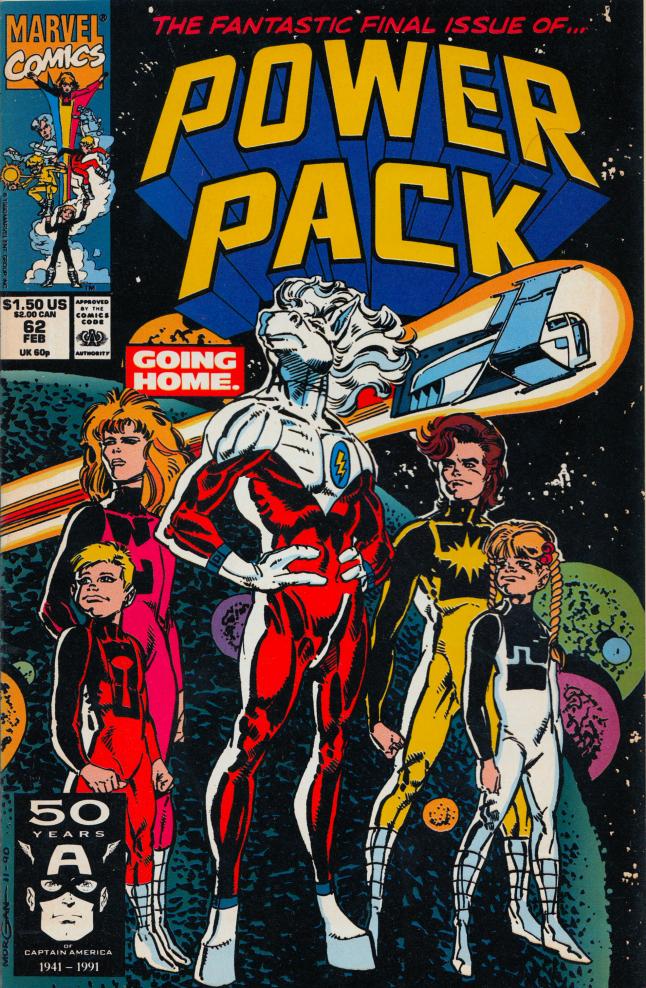Power Pack #62 - New Warriors Dot ComNew Warriors Dot Com