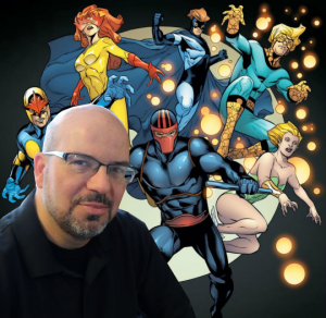 Fabian talks about the Return of the New Warriors.
